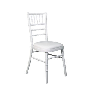 Children's Chiavari Chair White