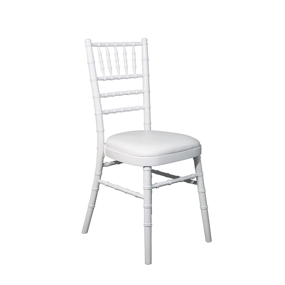 Children's Chiavari Chair White