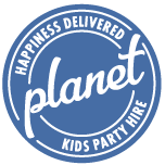Planet Kids Party Hire London