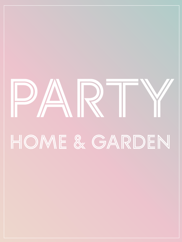 Party Home and Garden